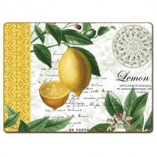 Cala Home Podkładki korkowe 81698 Citron