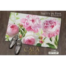 "Cala Home mata podłogowa anti-fatigue 77789 ""pink"""