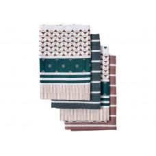 Ladelle Alea komplet czterech ręczników kuchennych L33279