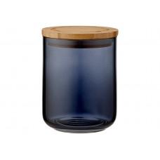 Ladelle Stak Glass Midnight pojemnik do przechowywania żywności 13 cm L61348