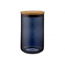 Ladelle Stak Glass Midnight pojemnik do przechowywania żywności 17 cm L61349