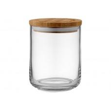 Ladelle Stak Glass Clear pojemnik do przechowywania żywności 13 cm L61345