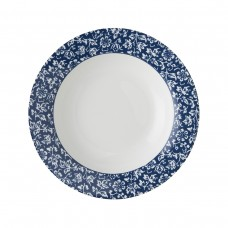 Laura Ashley 22cm głęboki talerz porcelanowy W178268 Sweet Allysum