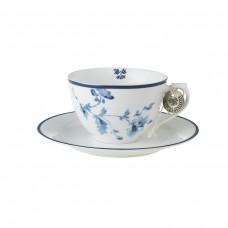 Laura Ashley filiżanka do cappuccino W178678 China Rose