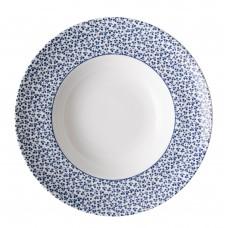 Laura Ashley 27,5 cm głęboki talerz porcelanowy do spaghetti W182771 Floris