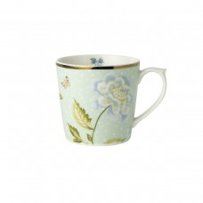 Laura Ashley Heritage kubek porcelanowy W180418 Mint Uni 0,24 l.