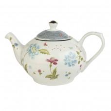 Laura Ashley Heritage dzbanek do herbaty W180968 Elveden White