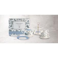 Laura Ashley limitowany zestaw do herbaty lub kawy i ciastek Garden Collection W182590