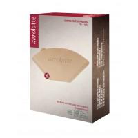 Filtry papierowe Aerolatte do dripera oraz ekspresu przelewowego do kawy - rozmiar 4