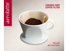 Dripper porcelanowy do kawy i herbaty Aerolatte 2