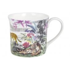 "Ashdene Kubek porcelanowy 17015 ""Jungle Kingdom - Cats"""