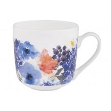 """Ashdene Kubek porcelanowy 17091 """"Florette Purple"""""""