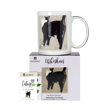 """Ashdene Kubek porcelanowy 16946 """"kot whiskers billie"""""""