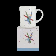 """Ashdene Kubek porcelanowy 16980 """"kolor"""""""