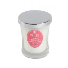 Price's Candles zapachowa świeca w słoiczku - średnia GRAPEFRUIT