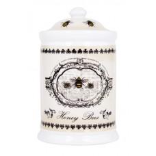 """Ashdene Pojemnik z porcelany na produkty spożywcze 16318 """"pszczółki"""""""