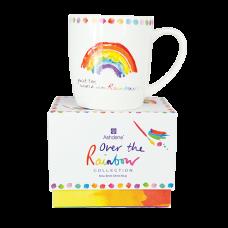 """Ashdene Kubek porcelanowy 16560 """"Over the Rainbow - tęcza"""""""