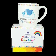 "Ashdene Kubek porcelanowy 16562 ""Over the Rainbow - chmurka"""
