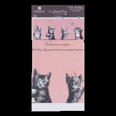 """Ashdene Ręcznik kuchenny 40043 """"psotne kotki"""""""