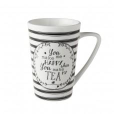 "Dutch Rose Kubek porcelanowy XL 176545 ""tea"""
